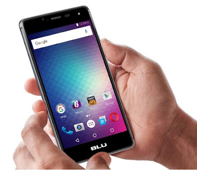Android 2 Jutaan Blu R1 Plus Membawa Baterai Besar 4000mAh