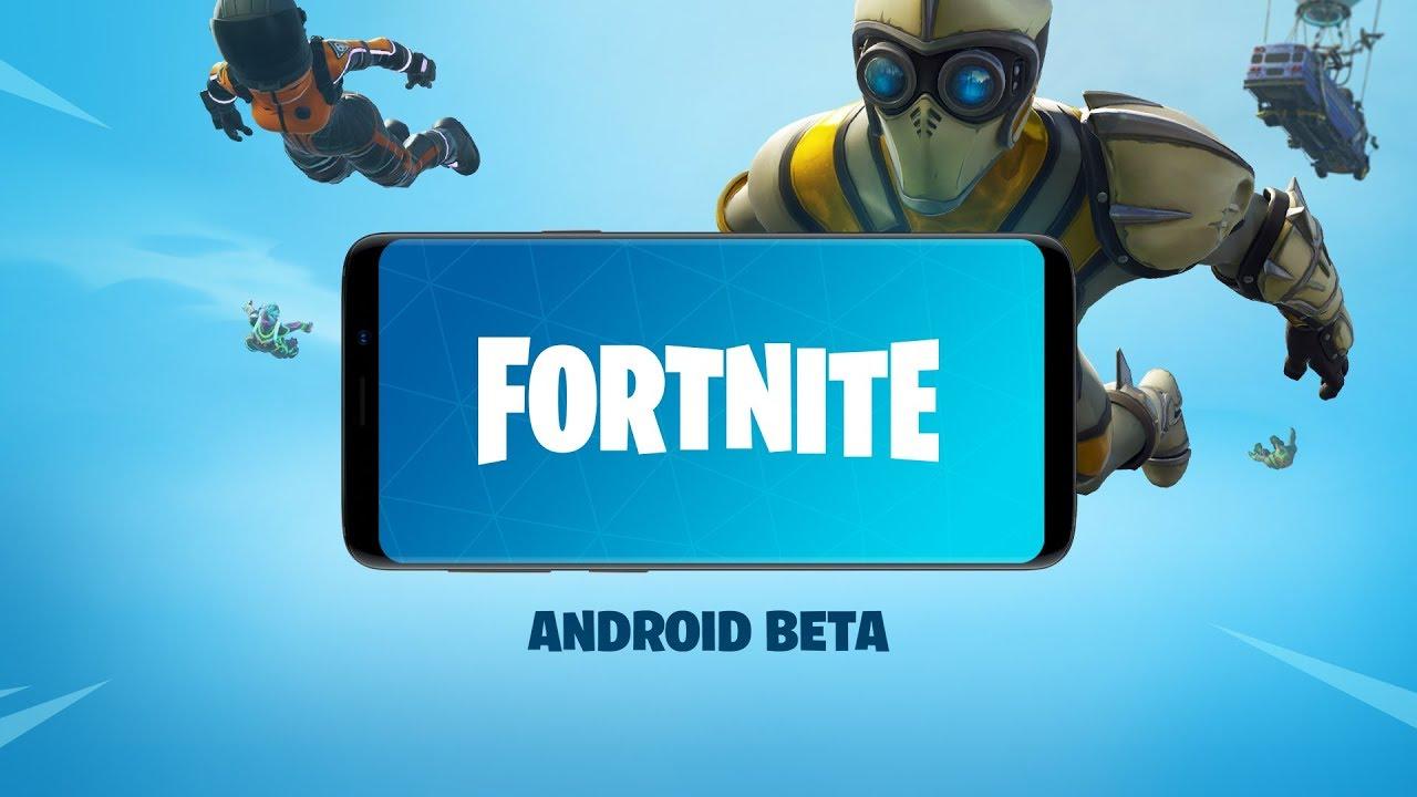 Siap-siap Akan Segera Hadir Fortnite Untuk Android