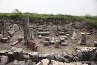 ישראל בתמונות: בית הכנסת ארבל - היישוב בעתיק בארבל