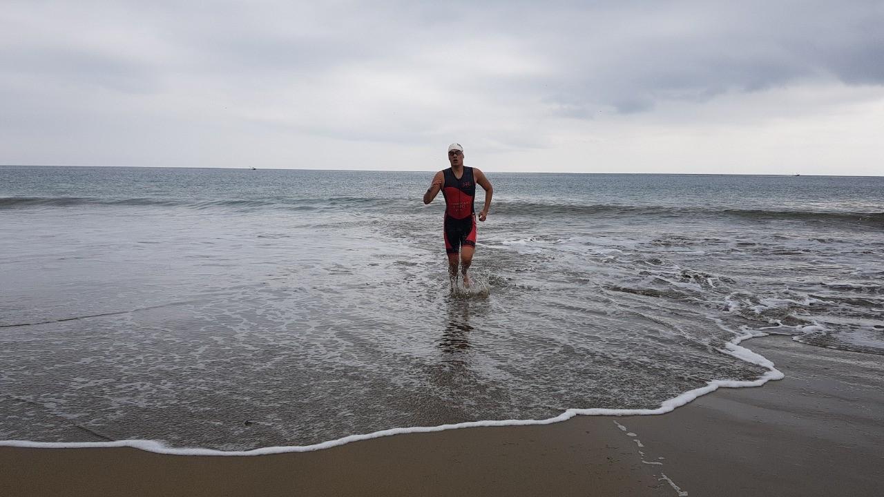 Jorge Martín Domínguez clasifica a la final de Oceanman en Egipto