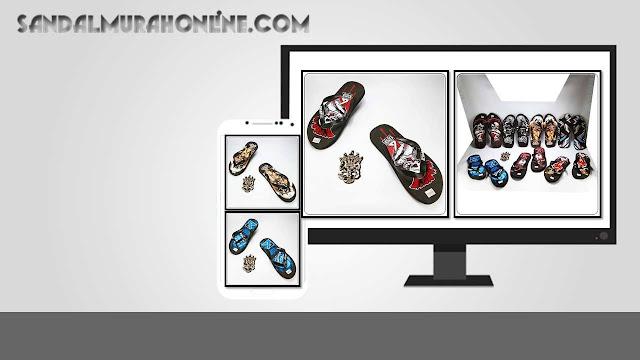 Sandal DISTRO Resing OTG - Pabrik Sandal Murah Online