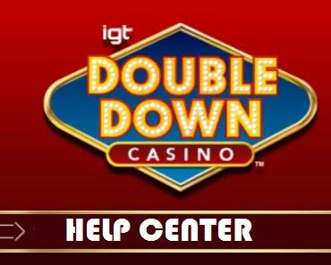 doubledown casino facebook support