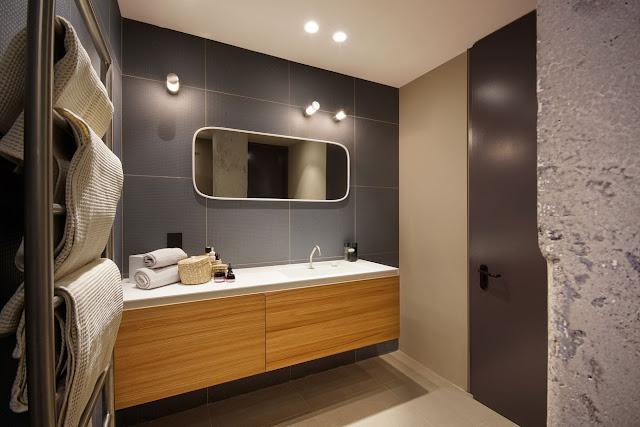 Bathroom Seat Design