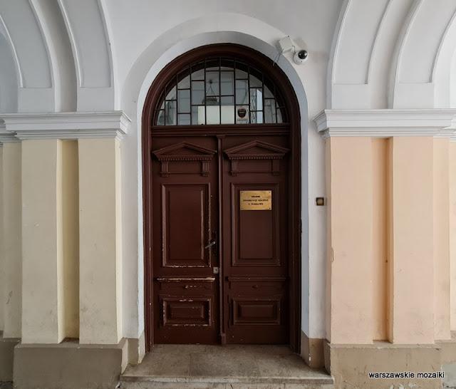 Warszawa Warsaw architektura kamienica warszawskie kamienice zabytek przedwojenna