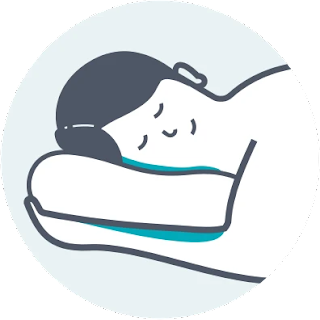 gaya tidur terletang