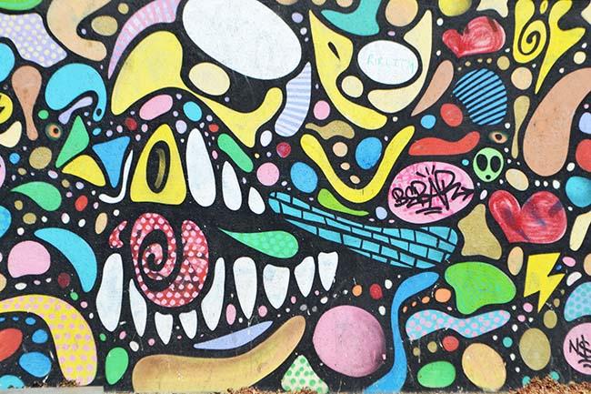 Luoghi colorati nel mondo