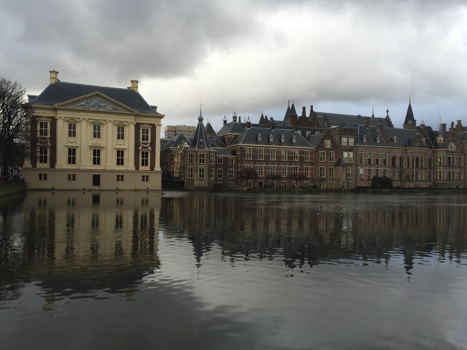 Holandia Haga