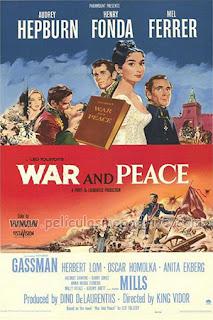 Guerra Y Paz (1956) [Castellano-Ingles] [Hazroah]