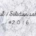 Ma sélection soldes #2016
