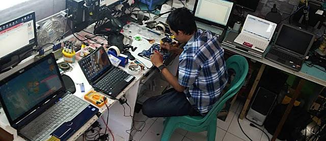 Jasa Service Laptop dan Komputer Terbaik dan Murah Yogyakarta