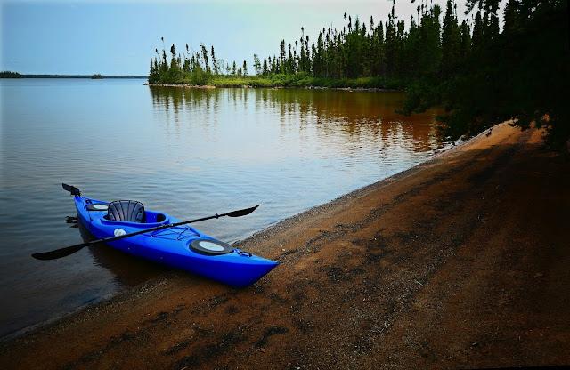 Yksi suurimpia ja pitkäaikaisempia unelmiani on laajentaa retkeily vesille