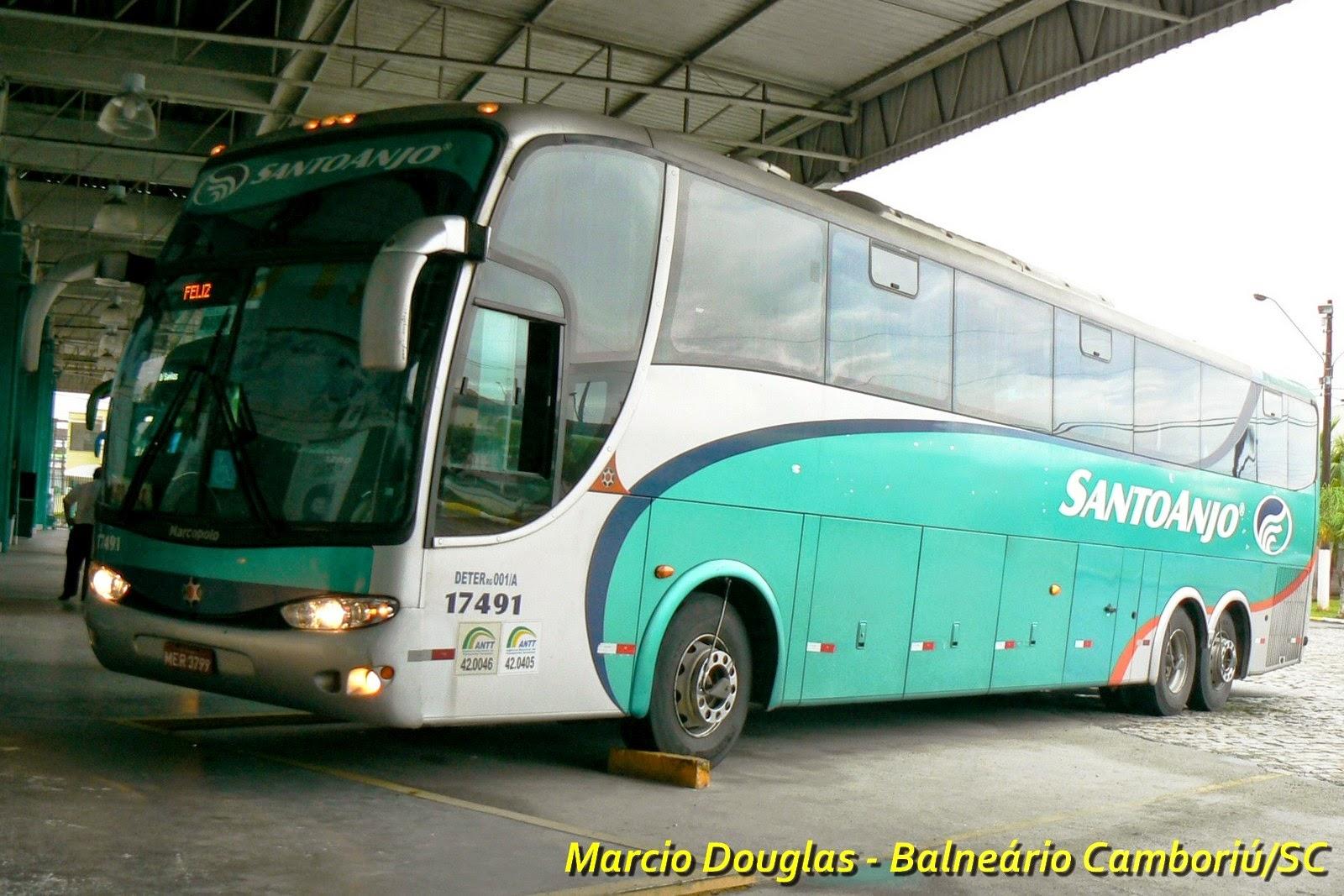 Expresso Bus: Santo Anjo 17491
