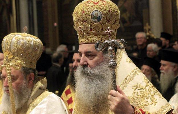 Σεραφείμ: Η Εκκλησία βάζει όλη την περιουσία της και η Πολιτεία τίποτα
