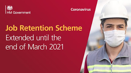 Job retention scheme extended until March 2021
