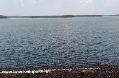 भोपाल का प्राकृतिक स्थल कोलार बांध - Kolar Dam Bhopal