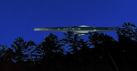 Stephenville UFO -The Initial Reports