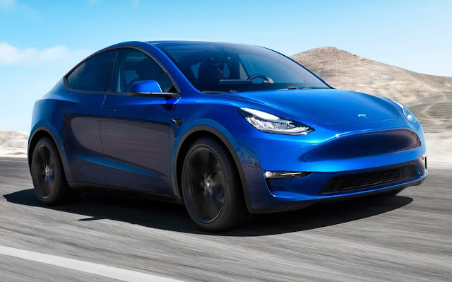 Tesla Model Y tem plano de leasing nos EUA a US$ 499/mês