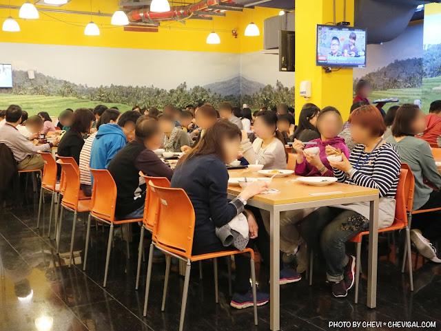 IMG 0404 - 直擊台中市政府員工餐廳!排隊人潮多到不可思議,晚點來根本搶不到位置!
