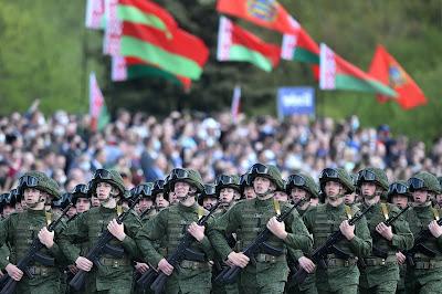 Parade Militer Belarusia