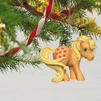 My Little Pony 2020 Hallmark Keepsake Applejack Ornament