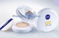 Logo Diventa tester Nivea Q10 Skin Care Cushion