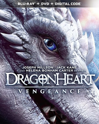 Blu-ray Review - Dragonheart: Vengeance