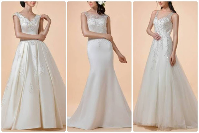 Inspiração: Vestidos para noivas e ocasiões especiais