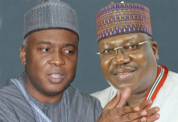 bukola saraki and ahmed lawan