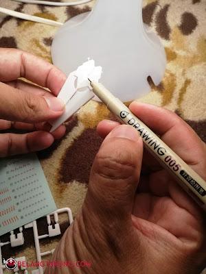 Lining Marker Pen