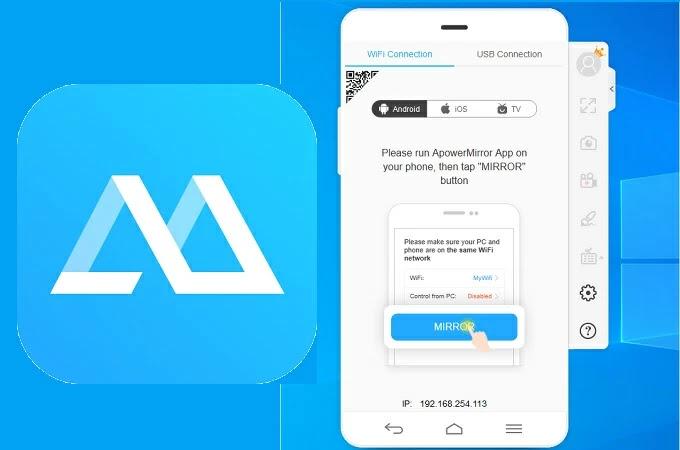 3 Aplikasi Screen Mirroring Android Ke Pc Terbaik Viralo Id