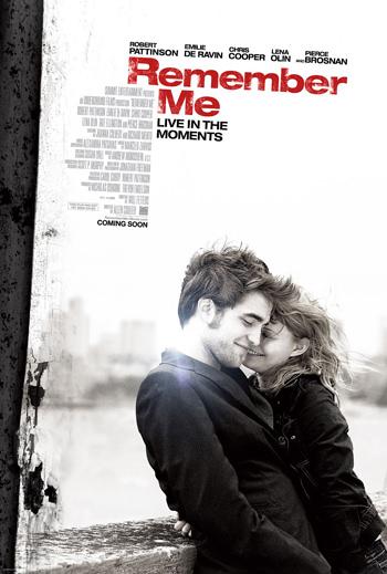 Remember Me 2010 Dual Audio ORG Hindi 720p BluRay 900MB ESubs poster