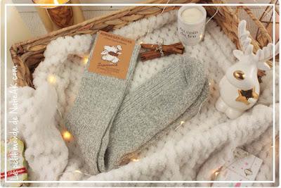 chaussettes norvégiennes femme