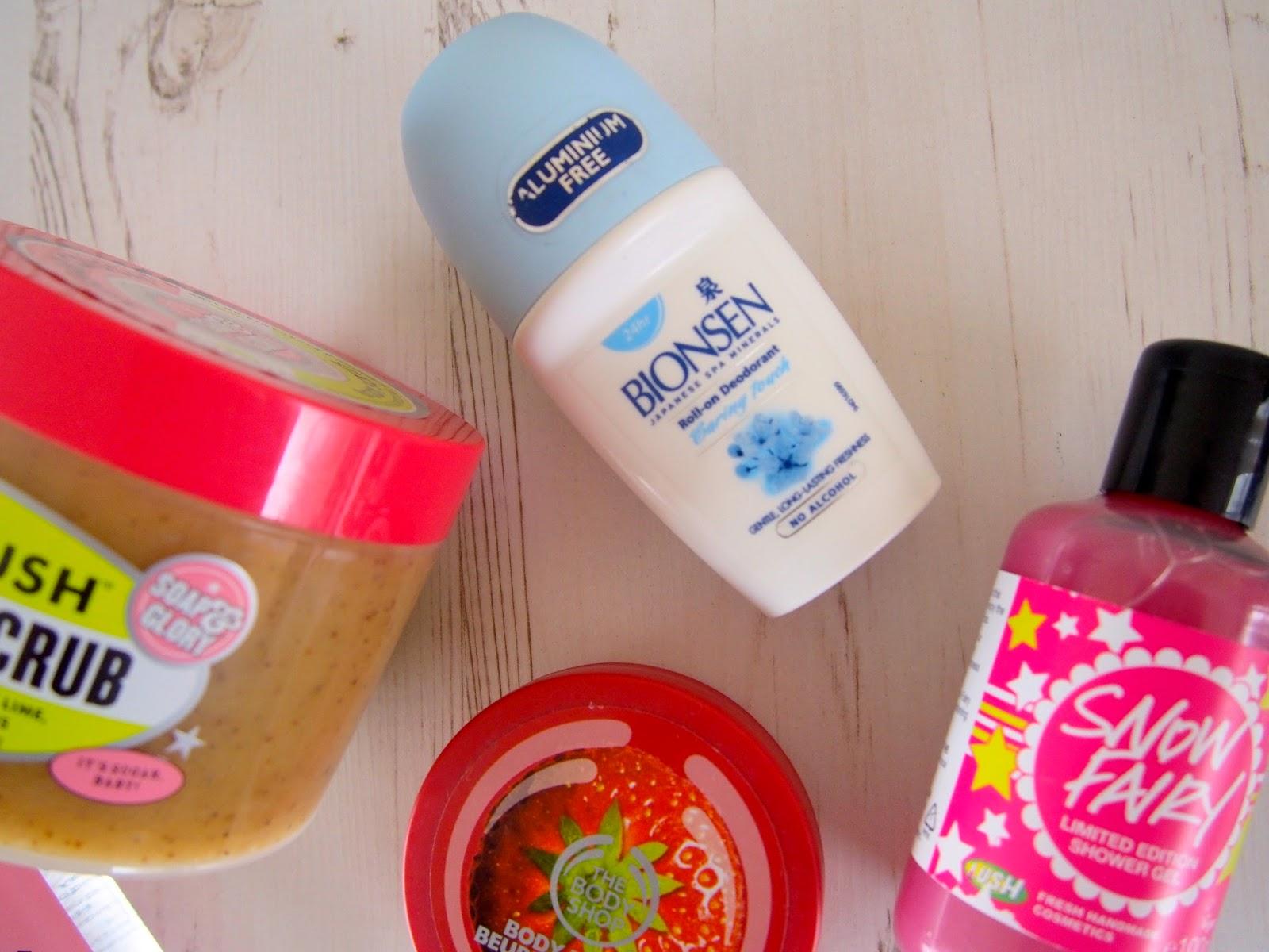 Bionsen Deodorant