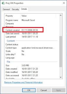 Cara Mengubah Content Created File