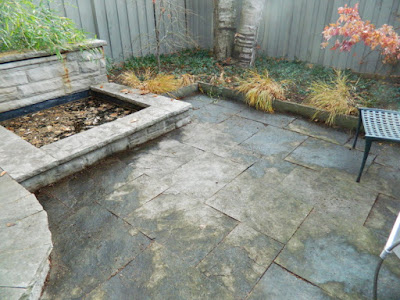 Cabbagetown Backyard Fall Cleanup After by Paul Jung Gardening Services--a Toronto Gardening Services Company