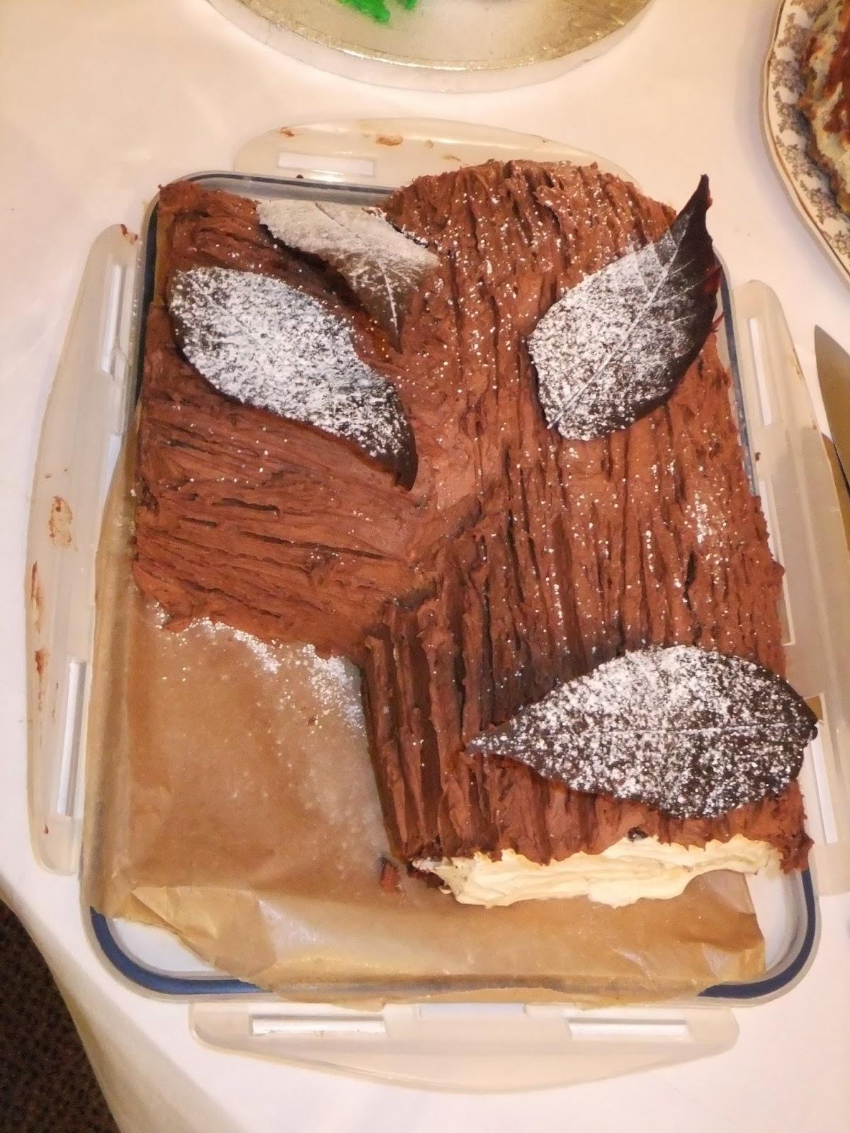 Delia Smith Christmas Cake Using Mincemeat