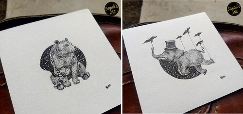 00-Sayali-Horambe-Stippling-Dots-and-Creating-Drawings-www-designstack-co