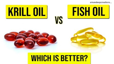 Krill Oil vs Fish Oil: Which is better?