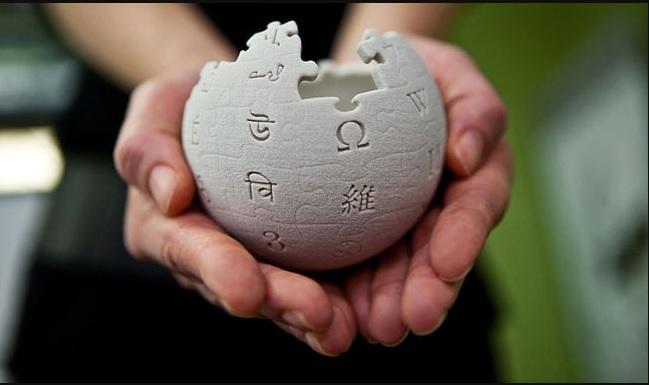 Wikipedia Rilis Fiktur Terbaru pada Pratinjau Halaman