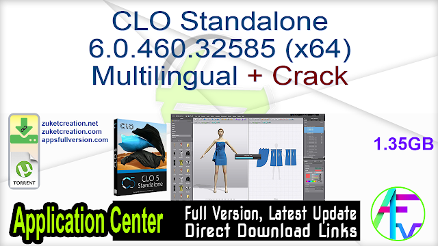 CLO Standalone 6.0.460.32585 (x64) Multilingual + Crack