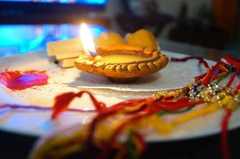 Happy Raksha Bandhan by Gaurav Singh