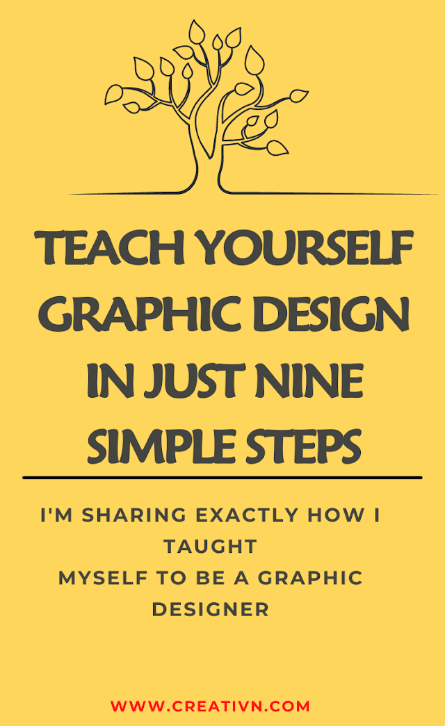 10 Easy Ways to Show Yourself Graphic Design