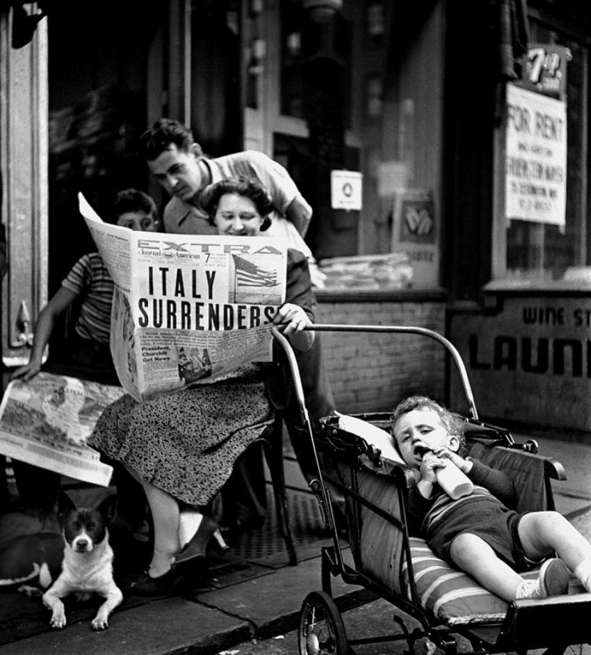 31 Amazing Black And White Photographs That Document