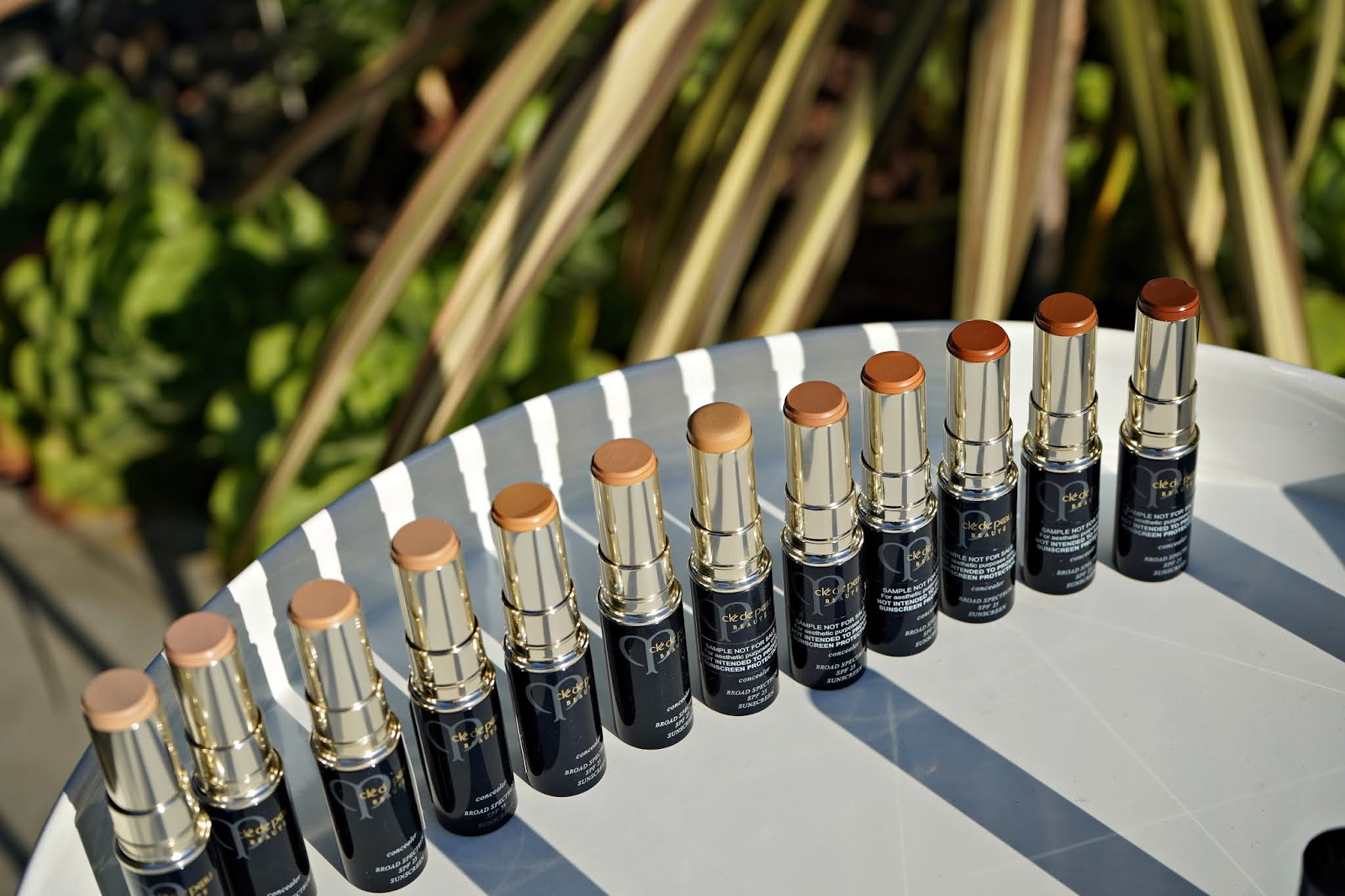 new cle de peau beauté concealer shade swatches