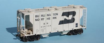 Freight car graffiti, Part 15: more cement cars