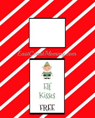 Print the booth on heavy card stock cut out a window for the elff to