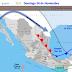 Masa de aire frío cubrirá la Península de Yucatán desde el domingo 24