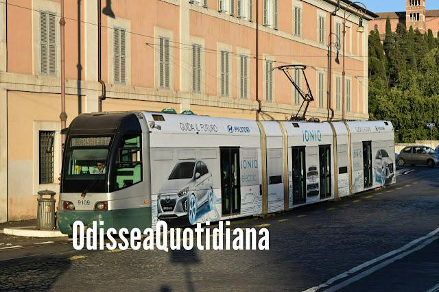 Rete tram, ad agosto stop su tutta la rete