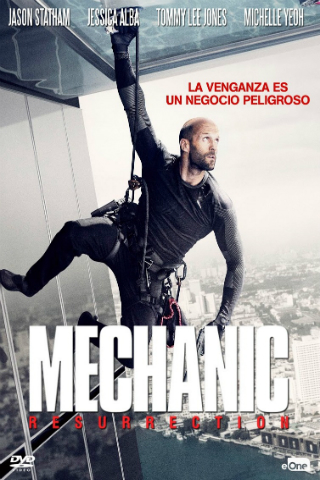 Mechanic: Resurrection [2016] [DVDR] [NTSC] [Latino]
