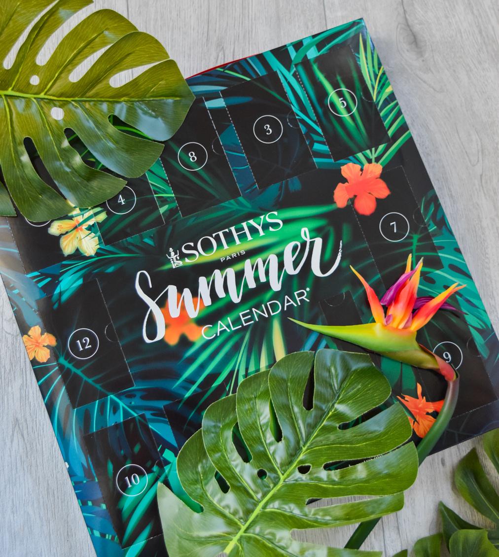 SOTHYS Sommer Kalender Adventskalender